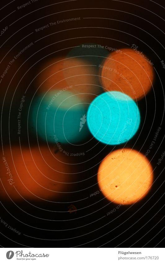 Bunte Lichter, ich sehe bunte Lichter! Glück Lifestyle Geschwindigkeit frisch Fröhlichkeit Lebensfreude gut Veranstaltung Jagd Lichtspiel Frühlingsgefühle