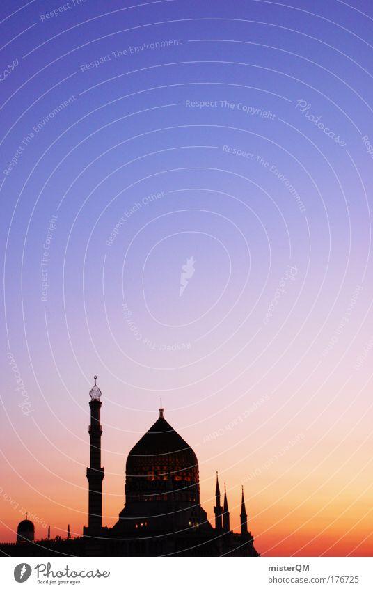 1001 Nacht. Nacht Freiheit Dänemark Religion & Glaube Zukunft Macht Kultur Zeichen Dresden Silhouette Sachsen Märchen Gott Fernweh Türkei Götter