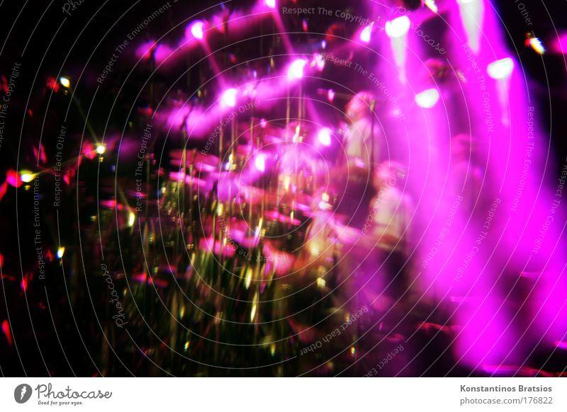 Somebody Put Something In My Drink #02 Farbfoto Innenaufnahme Experiment Kunstlicht Lichterscheinung Alkohol Lifestyle Freude Nachtleben Entertainment