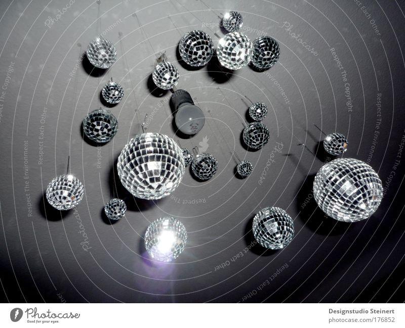Homedisco schön weiß Freude schwarz Lampe Stil Bewegung Musik Stimmung Feste & Feiern glänzend Wohnung Glas Design Energie hoch