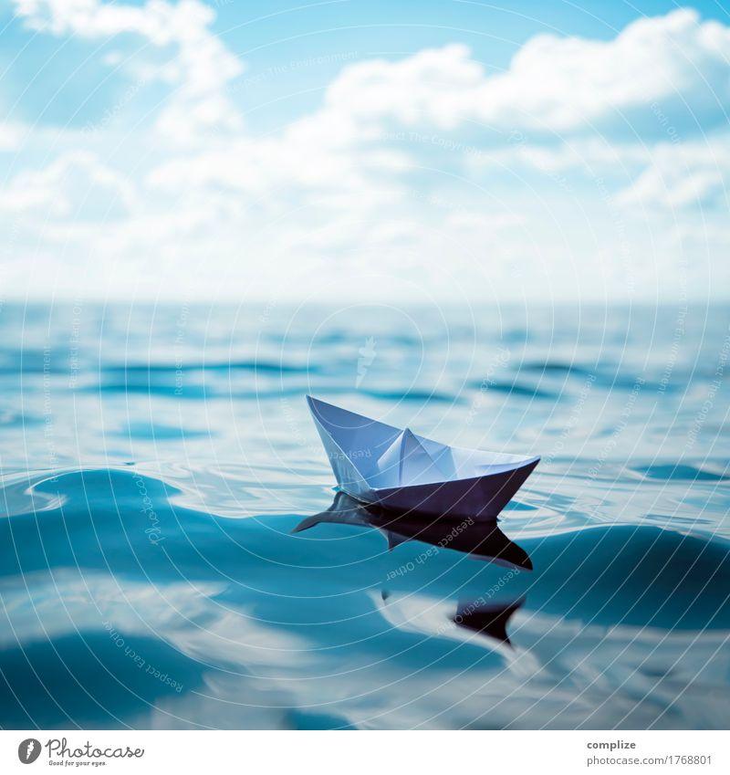 Eine Bootsfahrt Ferien & Urlaub & Reisen Sommer Sonne Meer Freude Strand Reisefotografie Gesundheit Spielen Schwimmen & Baden Wasserfahrzeug Freizeit & Hobby