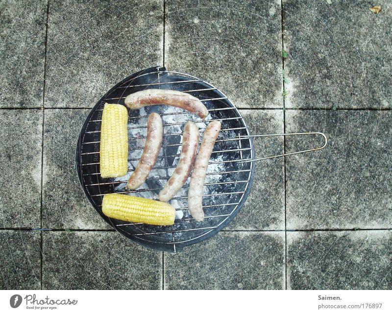 was darfs denn sein ??? Freude Erholung Zufriedenheit natürlich Energie Ernährung genießen heiß Lebensfreude lecker Grillen drehen Duft Abendessen Fleisch