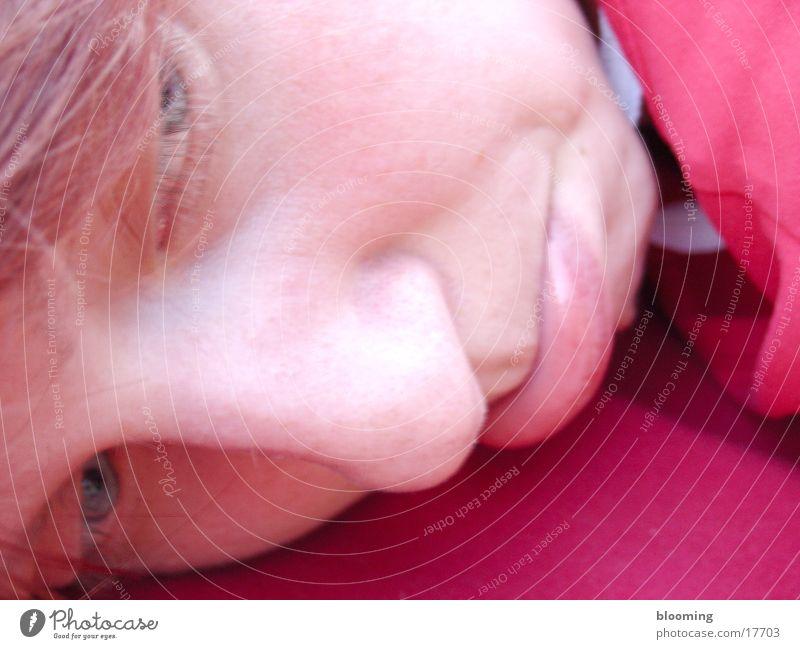 Bitte Bitte Frau Gesicht feminin Traurigkeit Mund Trauer betteln schmollen