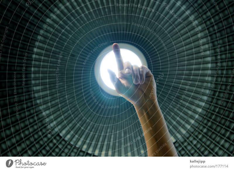 das jüngste gericht Mensch Mann Hand Himmel (Jenseits) Leben Erwachsene Erde Kunst Religion & Glaube Arme Finger maskulin Kirche Weltall Gott Halle