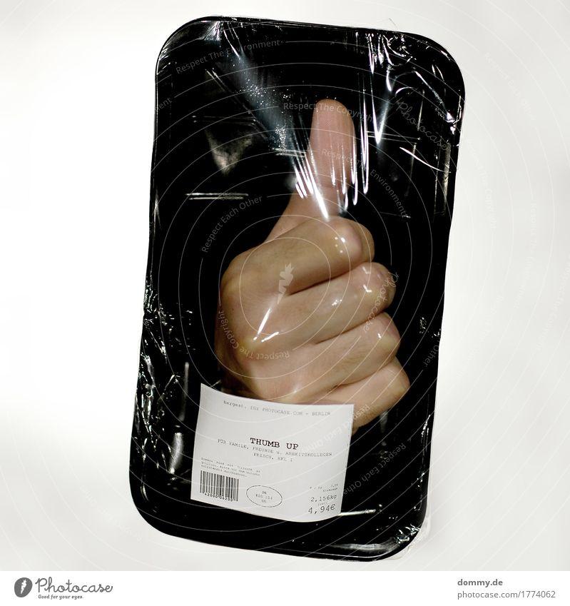 gefällt mir Mensch Hand Freude Glück außergewöhnlich Lebensmittel frisch Körper Schriftzeichen Schilder & Markierungen Erfolg Finger Zeichen Geld gruselig