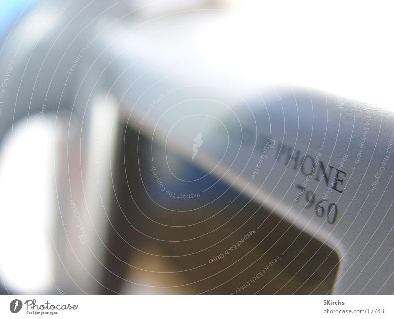 telefonie Telefon modern Technik & Technologie Telekommunikation Bildschirm Publikum