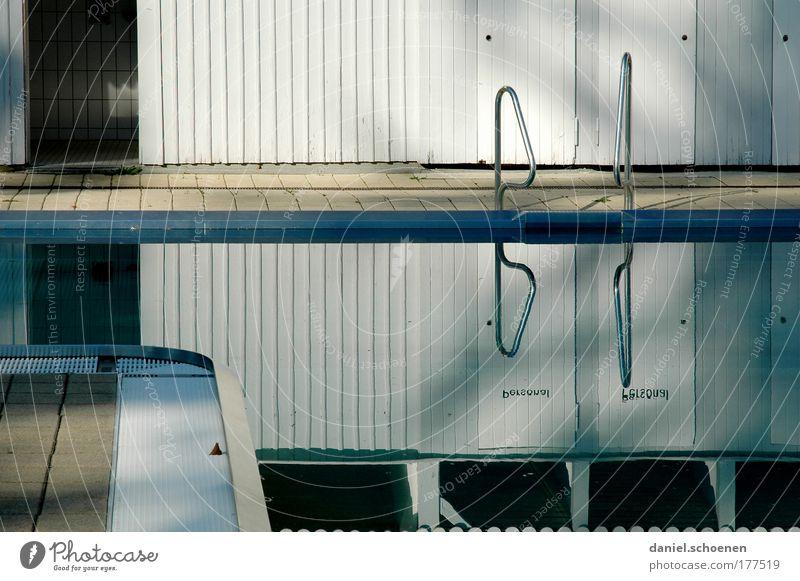 Erster !!!! Wasser Ferien & Urlaub & Reisen Sommer ruhig Erholung Schwimmbad Sport Sportstätten