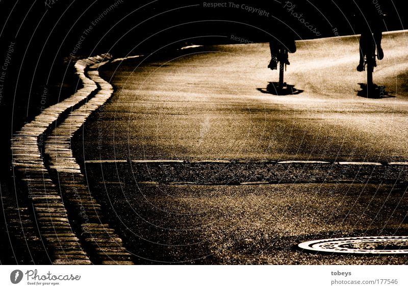 Cibola Freizeit & Hobby Fahrradfahren Ferien & Urlaub & Reisen Tourismus Ausflug Städtereise Sommerurlaub Sonne Mensch 2 Straße Wege & Pfade wegfahren Ziel
