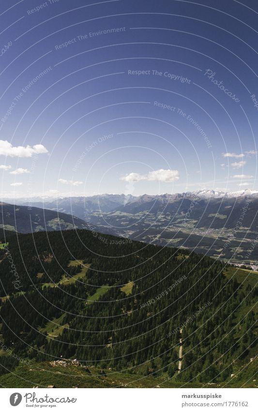 kronplatz südtirol Ferien & Urlaub & Reisen Landschaft Erholung ruhig Ferne Wald Berge u. Gebirge Umwelt Freiheit Felsen Tourismus Freizeit & Hobby