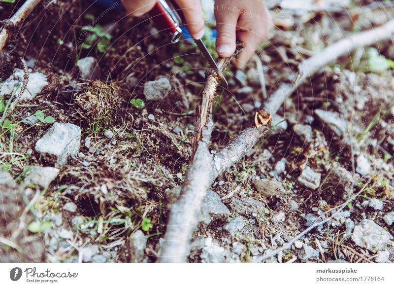 Outdoor Abenteuer mit Kinder Mensch Kind Natur Baum Hand Umwelt Lifestyle Junge Spielen Glück Schule Feste & Feiern Freizeit & Hobby Ausflug Kindheit Geburtstag