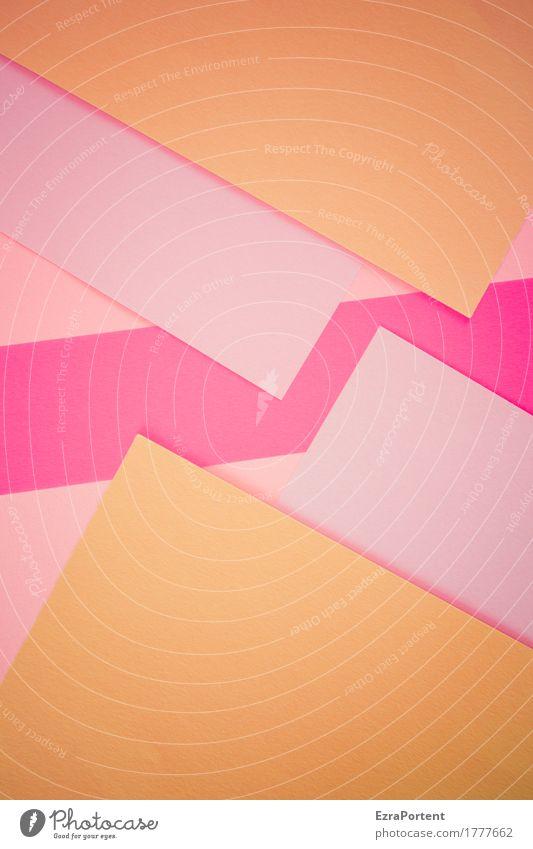 ppPpppOpOp Farbe Hintergrundbild Stil orange Linie rosa Design Dekoration & Verzierung elegant ästhetisch Schilder & Markierungen Spitze Grafik u. Illustration