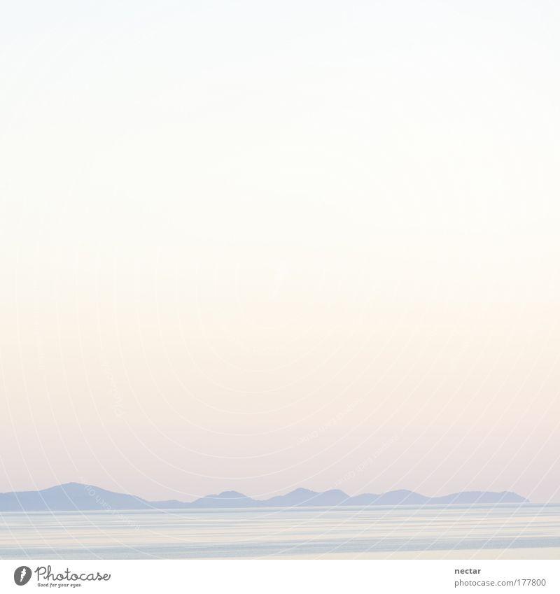be in the pink too Gedeckte Farben Außenaufnahme abstrakt Menschenleer Textfreiraum oben Hintergrund neutral Morgen Morgendämmerung Tag Abend Dämmerung Licht