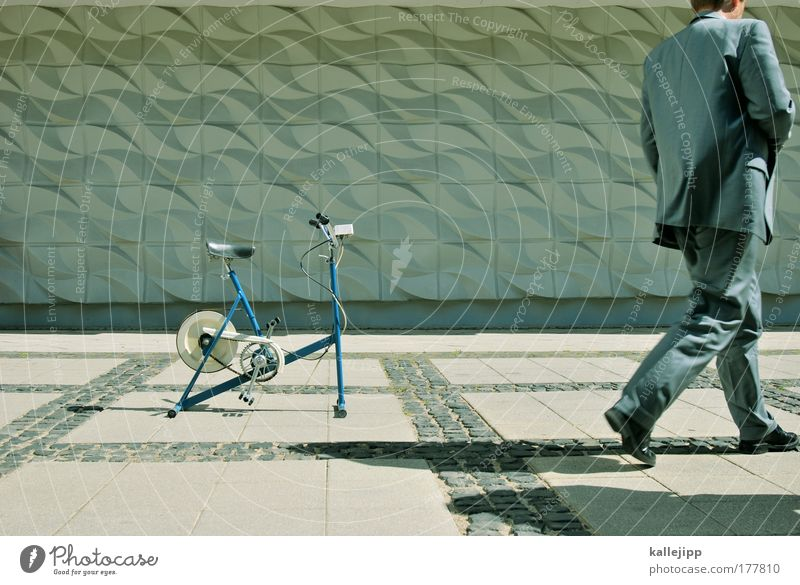 energiewirtschaft Mensch Mann Erwachsene Sport Business Schuhe Fahrrad Energiewirtschaft maskulin Erfolg Lifestyle Industrie Beruf Anzug Dienstleistungsgewerbe