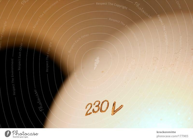 illuminaten illumination schwarz hell Beleuchtung Glas Energie Kreis rund nah Schriftzeichen Ziffern & Zahlen heiß leuchten Typographie Idee Glühbirne
