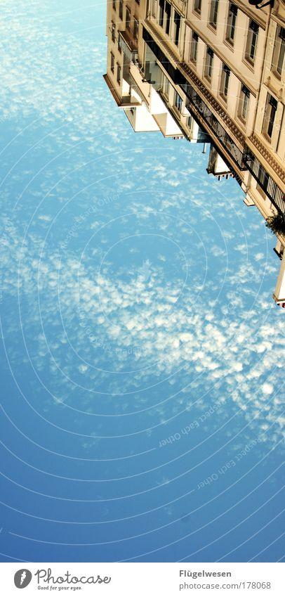Das fliegende Lehrerzimmer Himmel Sommer Ferien & Urlaub & Reisen Haus Arbeit & Erwerbstätigkeit Kraft Wohnung Erfolg Geschwindigkeit Lifestyle Freizeit & Hobby