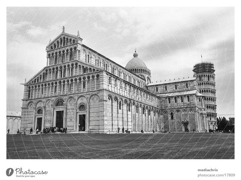 Platz der Wunder Europa Italien Toskana Dom PISA-Studie Campanile