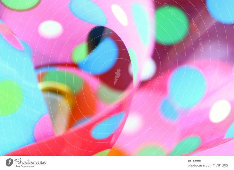 Windspiel Farbe Freude Leben Spielen Party Freizeit & Hobby Energiewirtschaft Dekoration & Verzierung ästhetisch Fröhlichkeit rund Freundlichkeit Punkt