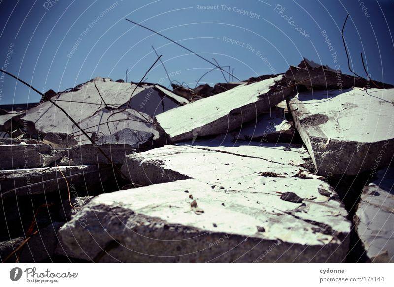 Puzzle Farbfoto Außenaufnahme Nahaufnahme Detailaufnahme Menschenleer Textfreiraum oben Tag Licht Schatten Kontrast Sonnenlicht Schwache Tiefenschärfe Totale