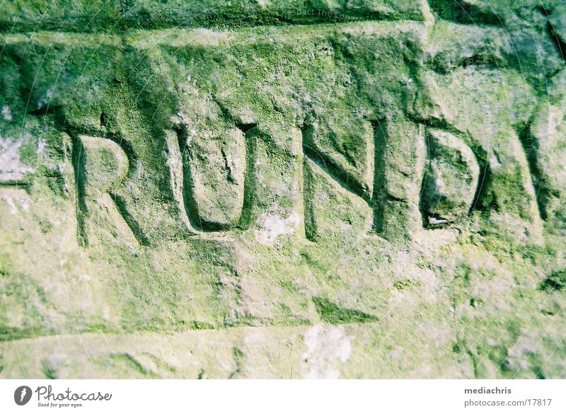 Rund(weg) Laacher See Basalt Abtei Maria Laach Freizeit & Hobby Wegweiser Rundweg Hinweisschild