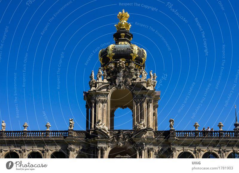 Kronentor Ferien & Urlaub & Reisen Stadt schön Stil Gebäude Kunst Tourismus Europa Kultur einzigartig Burg oder Schloss Sehenswürdigkeit Wahrzeichen Denkmal