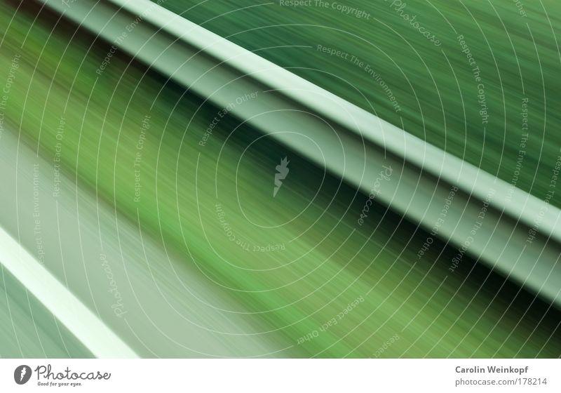High Speed. Farbfoto Gedeckte Farben Außenaufnahme Detailaufnahme Experiment abstrakt Strukturen & Formen Menschenleer Textfreiraum links Textfreiraum rechts
