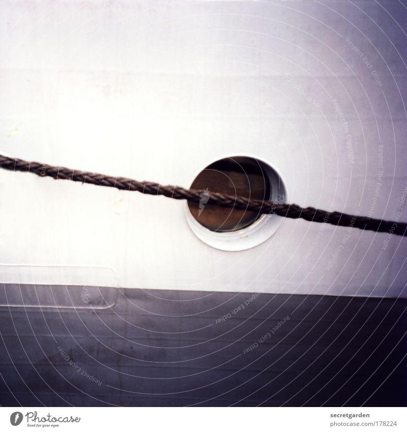 [KI09.1] Ø weiß schwarz Fenster Zufriedenheit Kraft Seil Kreis Wasserfahrzeug Ziel dünn Hafen Streifen Stahl Teilung Grafik u. Illustration silber