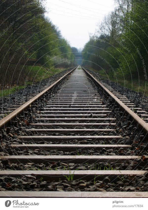 Schienen Verkehr Eisenbahn Geschwindigkeit Gleise Verkehrswege