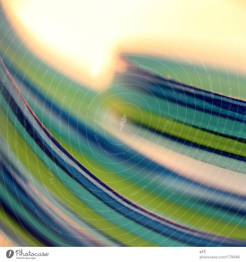 warm atmosphere blau grün schön weiß Glück Feste & Feiern Stimmung hell glänzend Dekoration & Verzierung elegant modern Geburtstag Fröhlichkeit ästhetisch