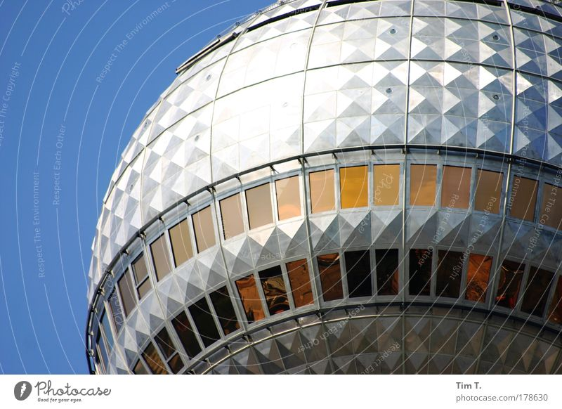 Fensterplätze Ferien & Urlaub & Reisen Skyline Wahrzeichen Hauptstadt Sehenswürdigkeit Berliner Fernsehturm
