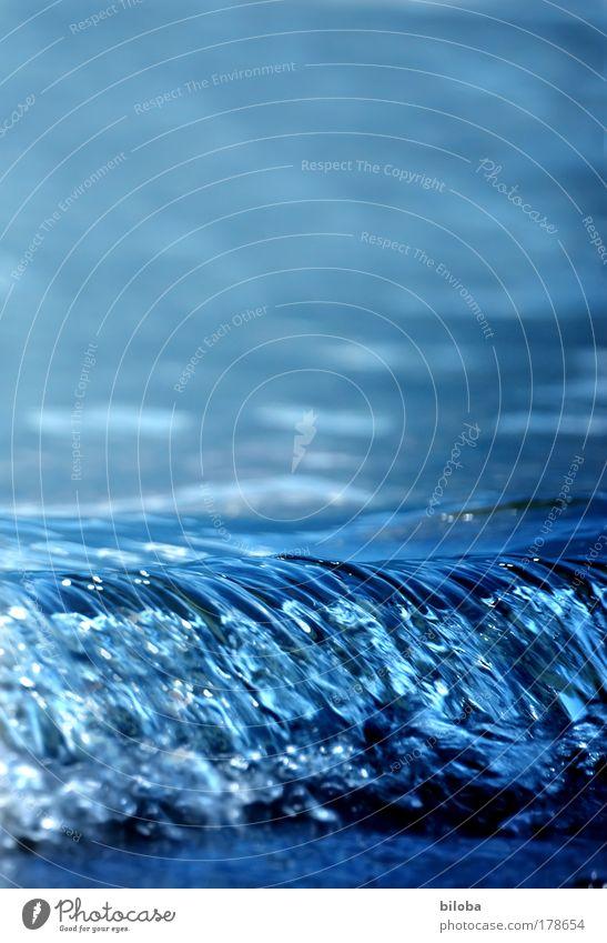 Welle 170 Natur Wasser schön weiß blau Sommer Strand ruhig Leben Software See Stimmung Wellen Hintergrundbild Wind Umwelt
