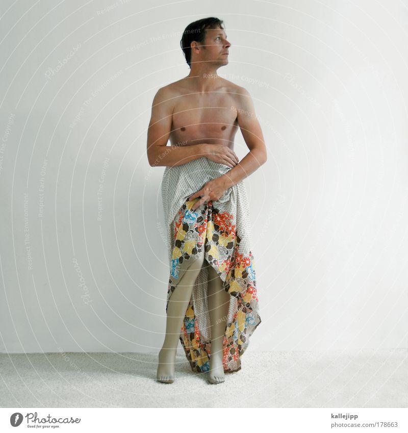 barbie & ken Mann Hand Erwachsene feminin Leben Traurigkeit Beine Mode Kunst Körper Arme maskulin Haut ästhetisch Bekleidung Rock