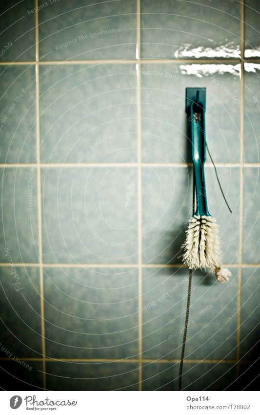 Alles sauber? weiß blau schwarz Arbeit & Erwerbstätigkeit grau braun dreckig Wohnung Häusliches Leben Reinigen fest trashig trocken fleißig gebrauchen
