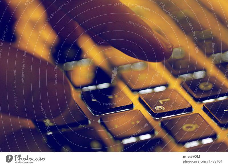hakt's? Telekommunikation Computer Finger Internet Suche Medien Handel Notebook Tastatur digital online Sucht Digitalfotografie Konsum Roboter Pornographie