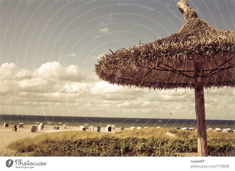 Aloha Sonne Meer Sommer Strand Ferien & Urlaub & Reisen Erholung Tourismus Gelassenheit Ostsee exotisch Wohlgefühl Sommerurlaub