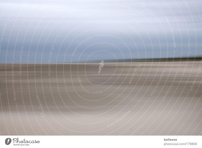 Wisch & Wech II Himmel Natur Sonne Sommer Strand Meer Ferien & Urlaub & Reisen Wolken Ferne Farbe Erholung Freiheit Landschaft Sand Küste Wetter
