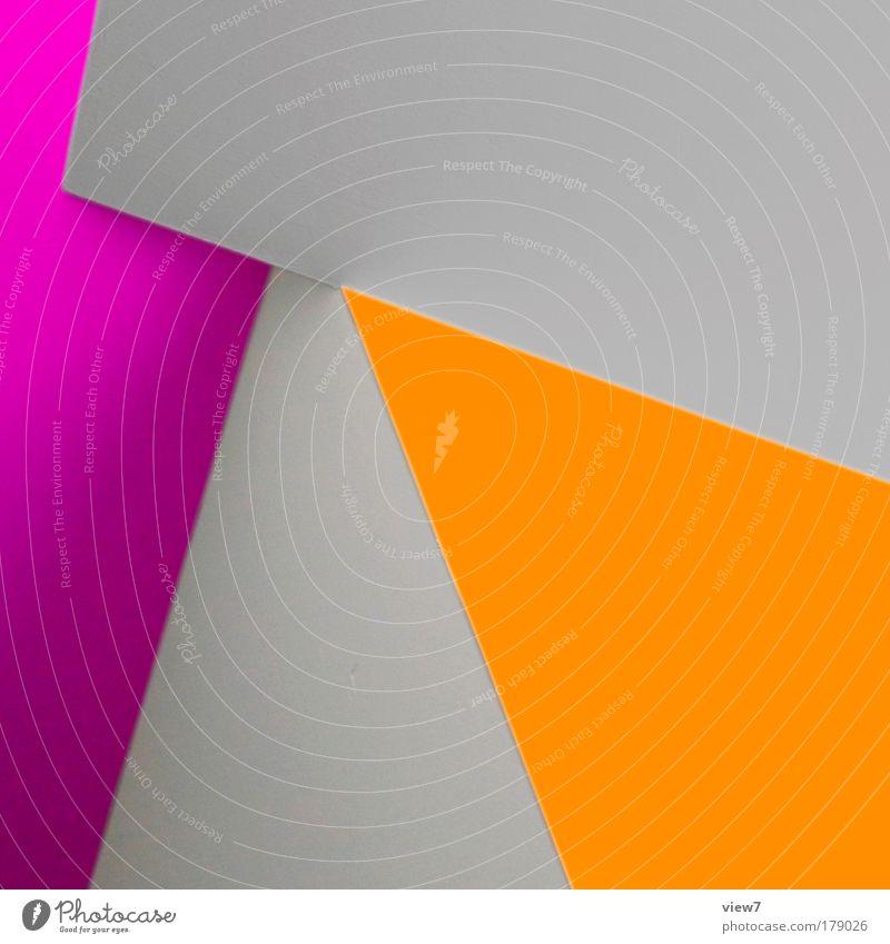 Pop. schön Haus gelb Farbe Wand Stein Mauer Raum Kunst Wohnung rosa Design verrückt Fassade ästhetisch Coolness