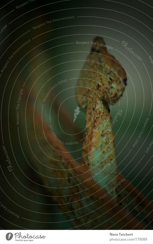 Pik Sieben. Farbfoto Gedeckte Farben Innenaufnahme Nahaufnahme Detailaufnahme Makroaufnahme Experiment abstrakt Strukturen & Formen Menschenleer Tag Schatten