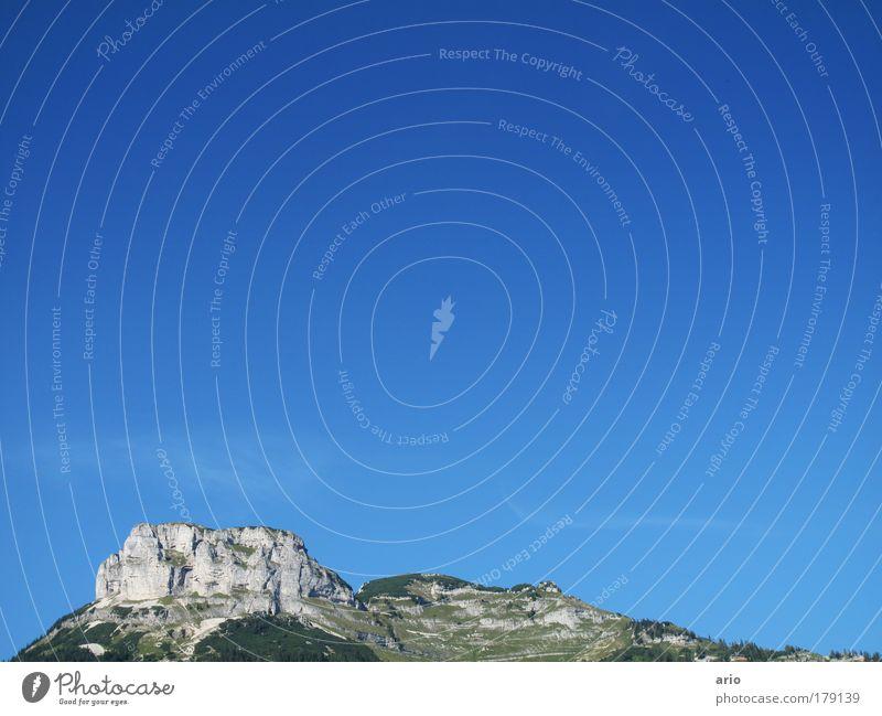 Der Berg ruft... Natur Berge u. Gebirge Stein Landschaft Kraft gehen groß Felsen Klettern Alpen Unendlichkeit Gipfel Bergsteigen Bewegung gigantisch