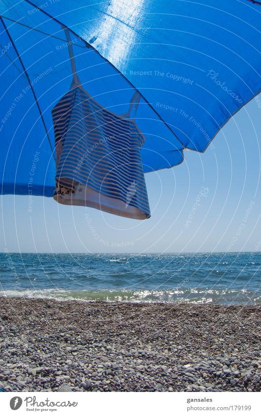 schön Ferien & Urlaub & Reisen Sonne Meer Sommer Strand Freude Erholung Küste Wetter Wellen Freizeit & Hobby Schwimmen & Baden Schönes Wetter Hemd Bikini