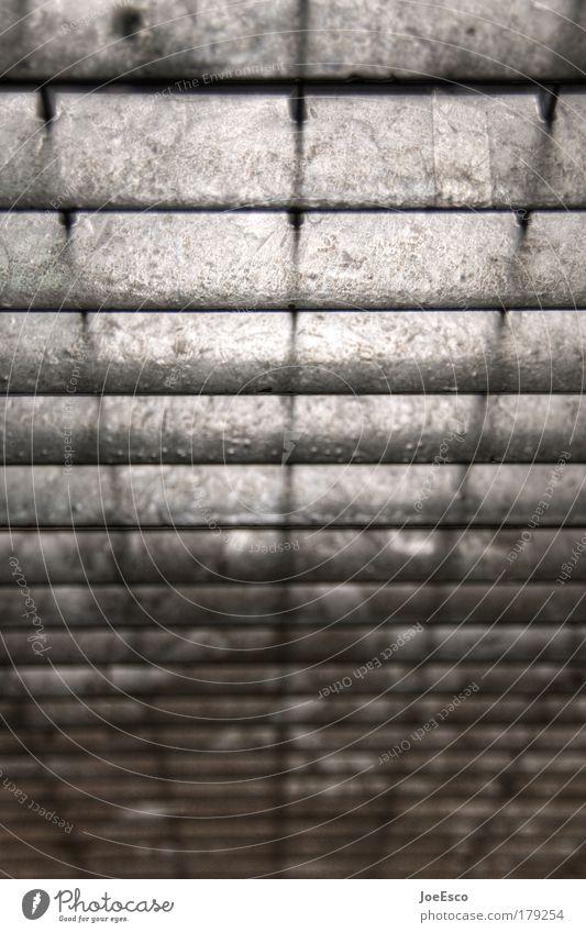 schlüsselgrab schön Haus Stil Linie Metall glänzend Perspektive Netzwerk Coolness fallen Häusliches Leben Stahl Rost Schlüssel anstrengen Ärger