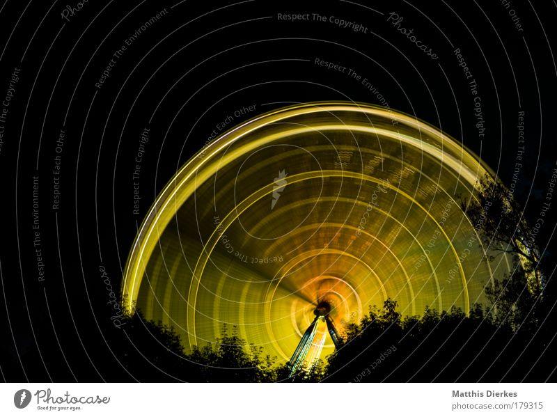 Riesenrad Freude Spielen Glück Freizeit & Hobby Ausflug glänzend Design Tourismus Fröhlichkeit ästhetisch wild Lifestyle gut Jahrmarkt trashig Veranstaltung