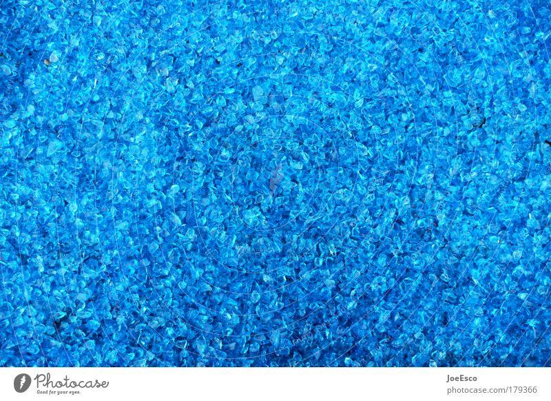 lecka pellets schön blau Winter Spielen Stil Wohnung Glas Design Lifestyle Industrie Coolness Zukunft Dekoration & Verzierung Wissenschaften abstrakt trashig