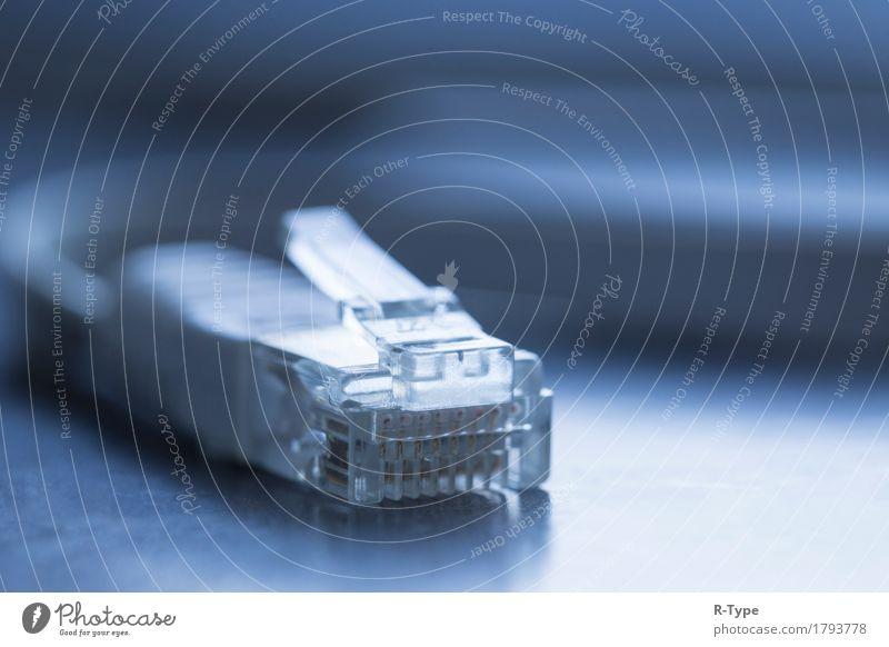 LAN connector Computer Hardware Technik & Technologie Internet Hilfsbereitschaft cable communications Verbindung data digital dynamic Gerät functional
