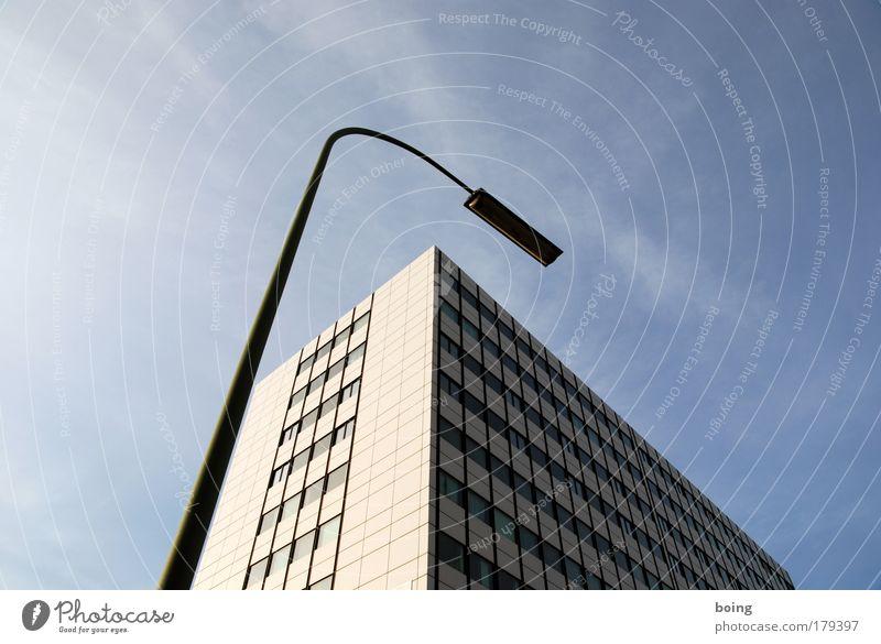 Regionalstudio Mainfranken Gebäude Fassade Laterne Bürogebäude lüften