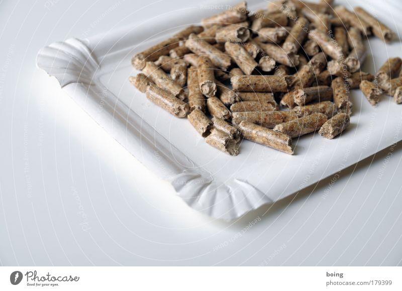 Holzmehlwürstchen Holz Wärme Energie Zukunft Rohstoffe & Kraftstoffe Handwerker Heizung Umweltschutz Klimawandel nachhaltig innovativ Futter heizen Fortschritt Brennstoff Klimaschutz