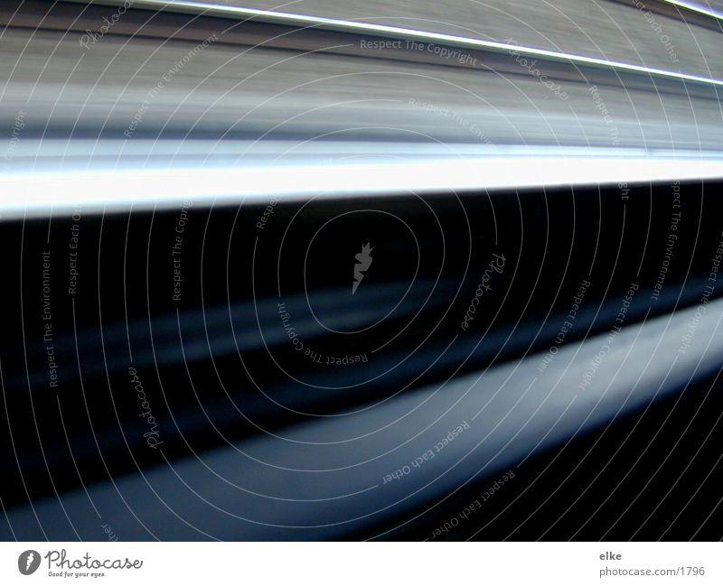 geschwindigkeit Verkehr Eisenbahn Geschwindigkeit Gleise