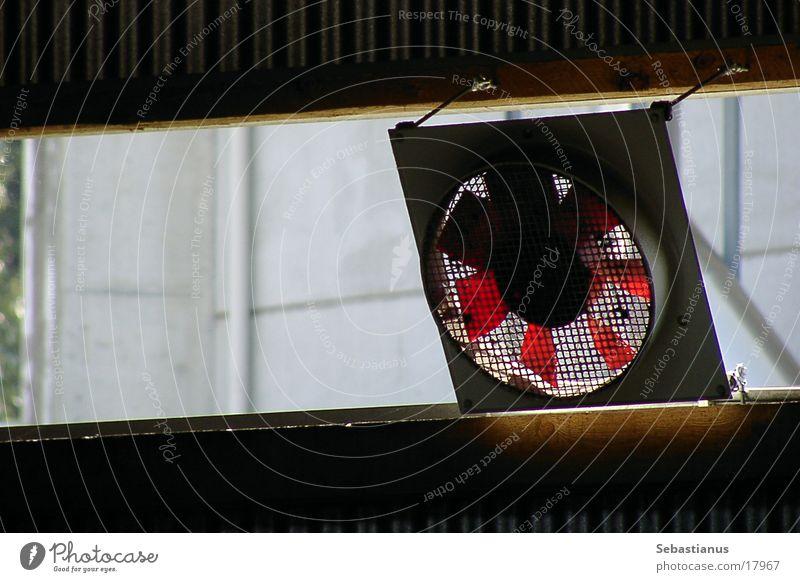 Ventilatoration Industrie blasen Lagerhalle