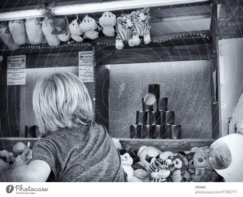 AND ACTION Spielen Glücksspiel Feste & Feiern Oktoberfest Erfolg Verlierer Mensch maskulin Kind Junge 1 8-13 Jahre Kindheit T-Shirt blond Spielzeug Puppe