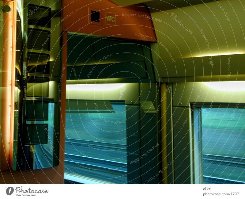 reisen Ferien & Urlaub & Reisen Verkehr Eisenbahn Schnellzug
