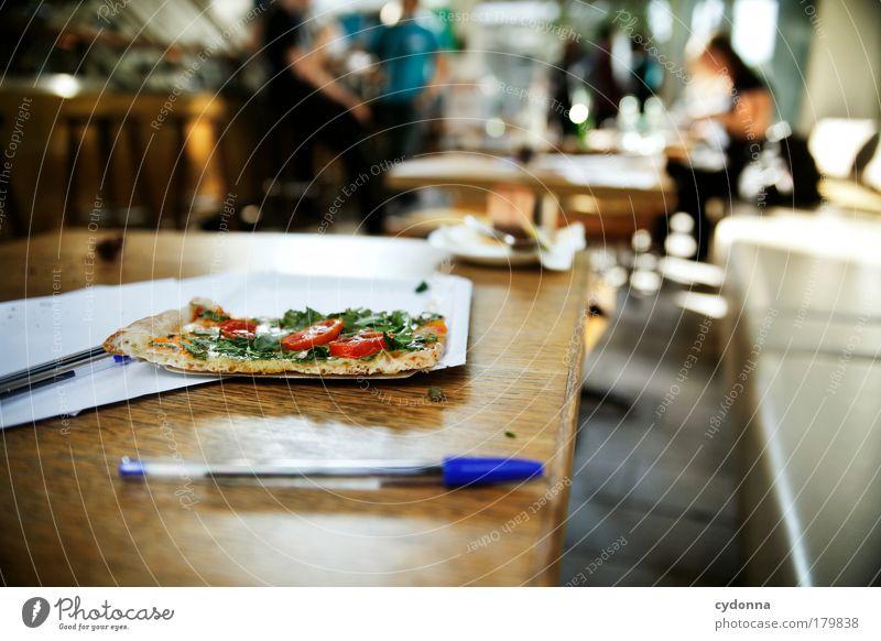 Nicht aufgegessen Einsamkeit ruhig Ferne Leben Ernährung Freiheit Traurigkeit Zeit Zusammensein Tisch Lifestyle Wandel & Veränderung Kommunizieren Vergänglichkeit Müll Bar